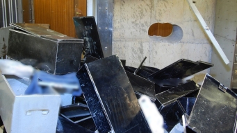 Gray-Haired Men Guilty For Britain's Biggest Burglary