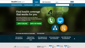 365K Bought Insurance on Health Exchanges in Oct., Nov.