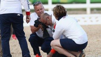 German Horse Kicks Equestrian Team's Groom: Report