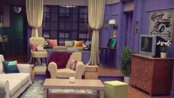 IKEA Lets You Decorate Your Living Room Like 'Friends'