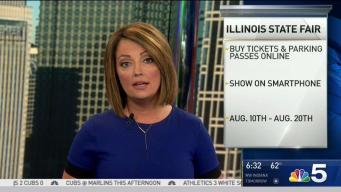 Illinois State Fair to Offer Mobile Ticketing