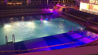 8-Year-Old Boy Nearly Drowns in Cruise Ship Pool
