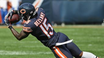 Bellamy, Howard Limited at Bears' Practice Thursday