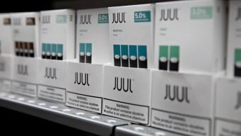Juul Halts Sales of Its Popular Mint Flavor