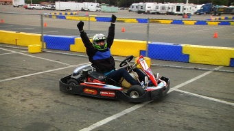 Get Fast & Furious at Jim Hall Kart Racing