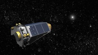 NASA's Kepler Probe Powers Down