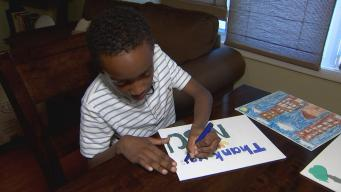 'Kevin's Kreations' Aim to Help Others