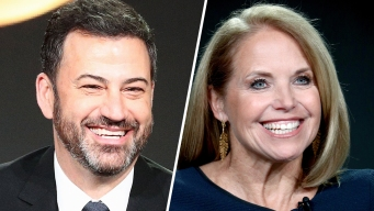 Kimmel Gets 1st Colonoscopy With Help from Couric