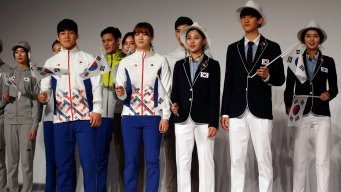 South Korea Debuts 'Zika-Proof' Olympic Uniforms