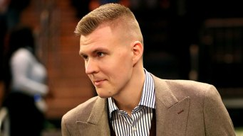 Video Surfaces Showing Mavs' Porzingis Bloodied After Fight