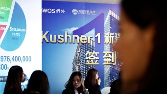 Kushners No Longer Seeking Chinese Cash for Building Project