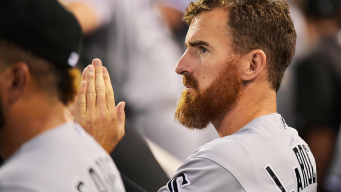 LaRoche Tweets Reminder About 'Take Your Child to Work'