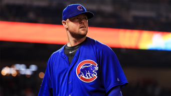 Lester, Hendricks Could be Cubs' Top Pitchers in Playoffs