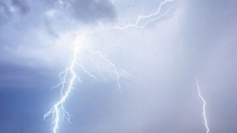 Suburban Woman Struck by Lightning, Seriously Injured