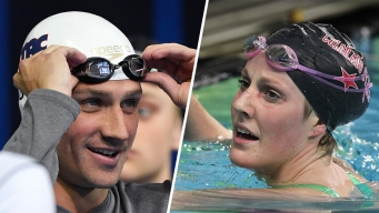 Franklin, Lochte Facing More Down Time in Rio