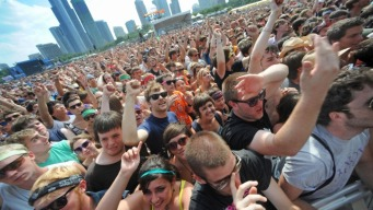 Lolla Lineup Leak: Eminem, Skrillex Among Headliners