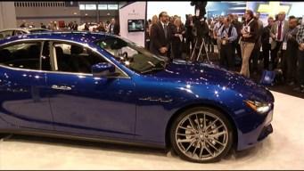 Auto Show Daily: Maserati Takes Stage