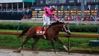 Maximum Security Rider Banned 15 Days for Derby Interference