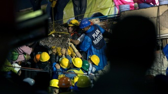 Girl Trapped in School Rubble Didn't Exist: Mexican Navy