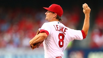 Cardinals Trade Mike Leake in Move Toward Future