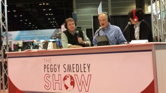 Mike McCaskey Participates in Auto Show Tech Talk