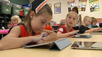 Education Nation: iPads In Class