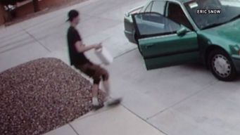 Trick Package Targets Porch Thieves