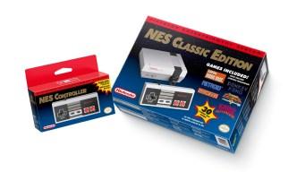 Nintendo Plans Retro 'Mario,' 'Zelda' Console