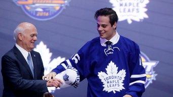 Arizona-Born Matthews Goes 1st in NHL Draft