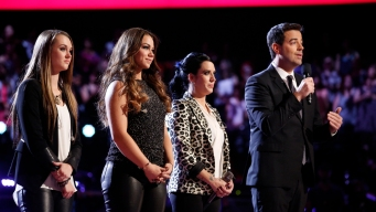 """The Voice"": Voters Pick Top 8"