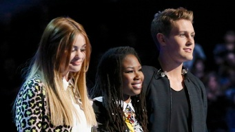 """The Voice"": Top 8 Revealed"