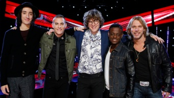 """The Voice"" Recap: Top Five Announced"