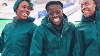 3 Women Make Nigerian History With Olympic Bobsled Team