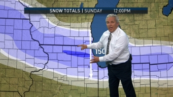 Weekend Snowstorm: Where the Snow Will Fall and When