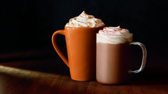 Pumpkin Spice Latte Returns as Starbucks Debuts New Drink