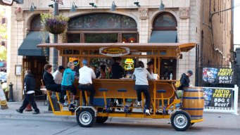 Inside PedalPub's Fight With the City