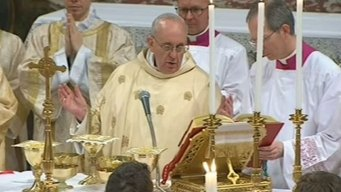 Francis Brings New Style to Papacy