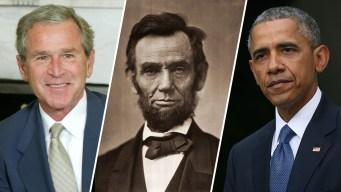 Washington's Bible, Lincoln's Hair: Inauguration Symbolism
