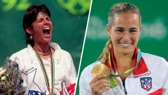 Unfazed by Critics, Gigi Fernandez Lauds Puig's Tennis Gold