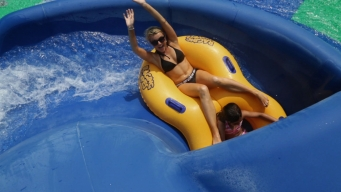 Get Wet & Wild at Raging Waves