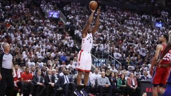 Leonard's Historic Buzzer-Beater Wins Game 7 for Raptors