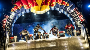 Crashed Ice: Inside the NBC Truck