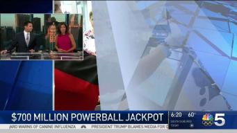 'Chicago Fire' Star Among Last-Minute Powerball Rush