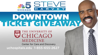 Win a Steve Harvey Experience