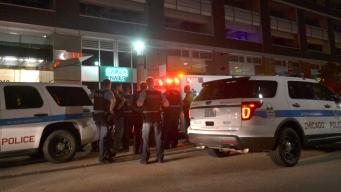 Man Shot in Downtown Parking Garage