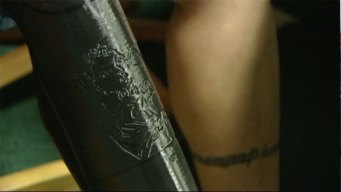 Tattoos Help Personalize Prosthetic Limbs