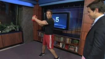 Fit Club: Sergio Shows 5 + 5 = 10