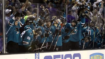 San Jose Sharks Head to 1st Stanley Cup Final