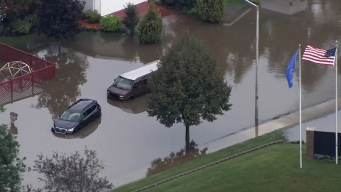 Several Suburbs Flooded in Wake of Storms, Rain