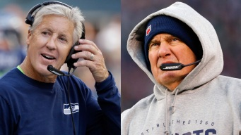 Belichick, Carroll Coach Super Bowl From Different Angles